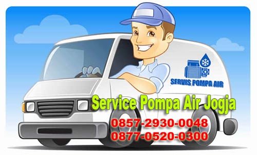 jasa Service Pompa Air Jogja
