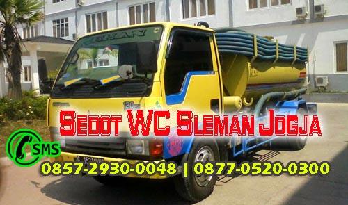 Jasa Sedot WC Wates Bantul Sleman
