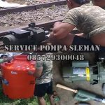 service pompa air sleman